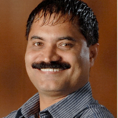 West VP Vijay K Sanap