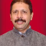 Chairman Manglore Anil Disouza